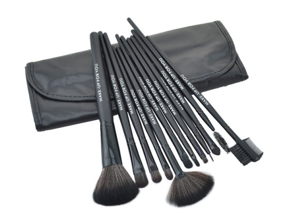 12Pcs making up brush set