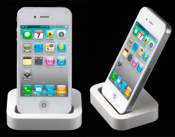 Charging dock for iphone