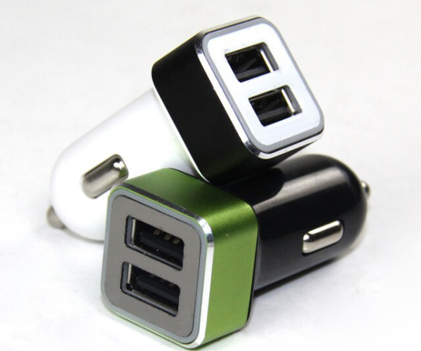 Dual USB Car charger