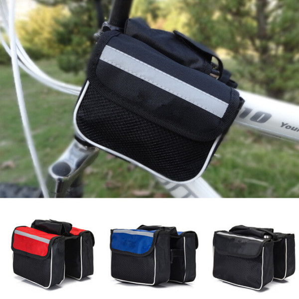 Bicycle double tube package