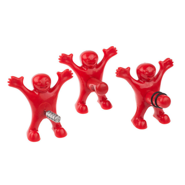 Happy Man Funny Bottle Opener set