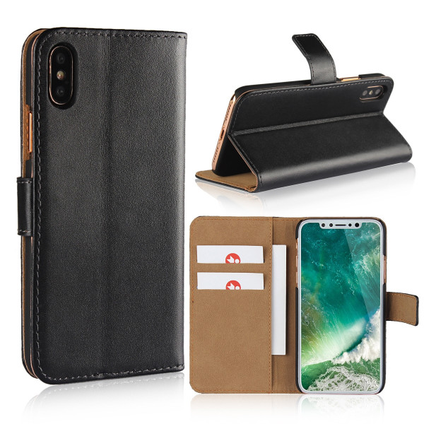 Genuine Leather flip cover