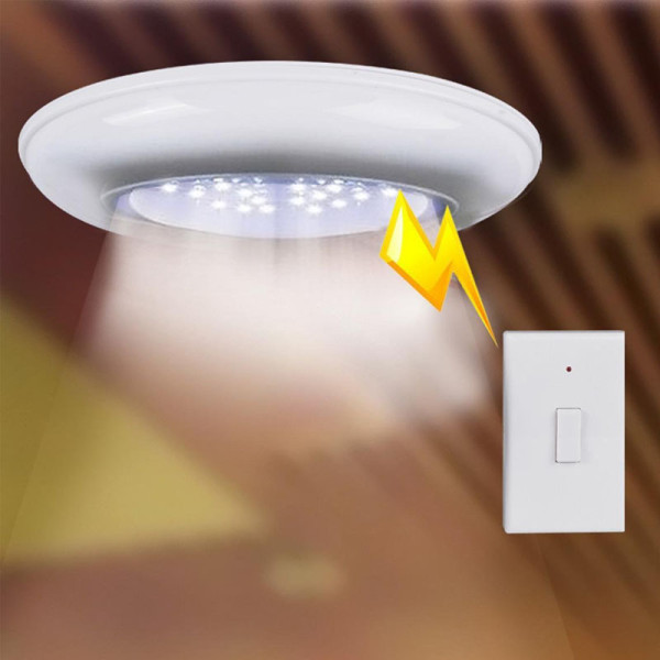 Wireless Ceiling Wall Lights