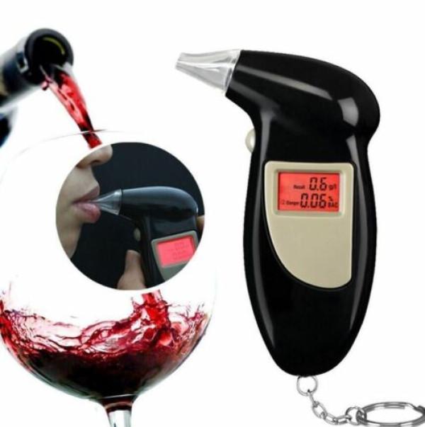 Digital Alkohol-måler