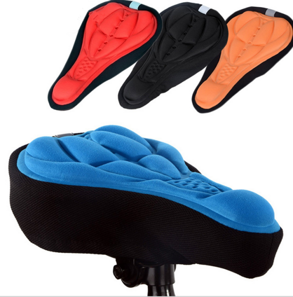 Bicycle 3D Seat Saddle Pad
