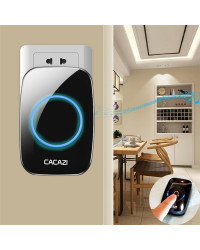 CACAZI wireless door bell
