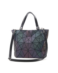 Fashion Color Reflective Handbag