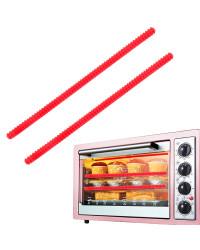 Silicone Oven Rack Guard Shelf Edge Burn Protector