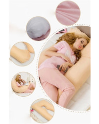 U-shaped pregnant women belt pillow