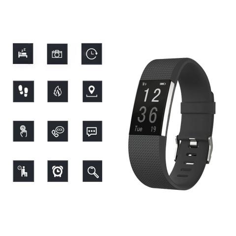 115 Plus  Waterproof Smart Bracelet