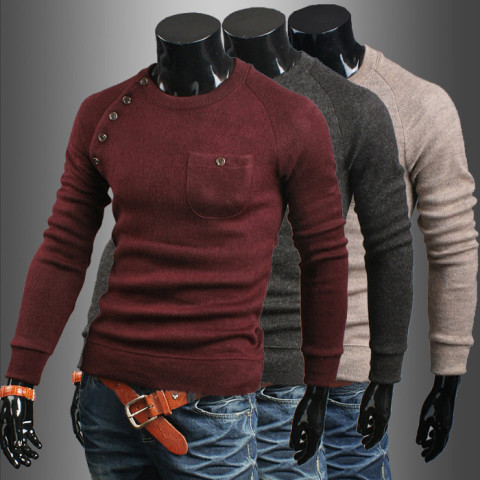 Men long sleeve top