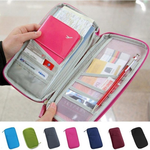 Travel Wallet/Passport holder