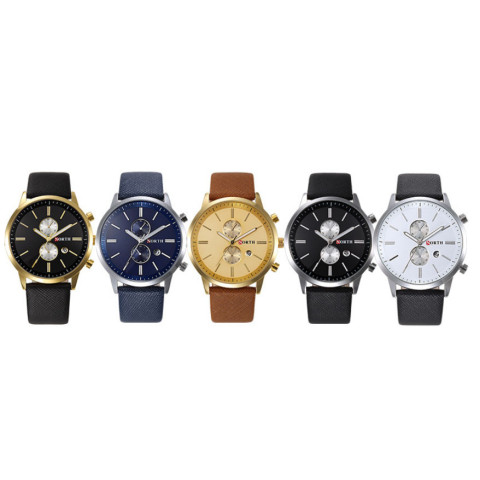North Men Quartz Watch