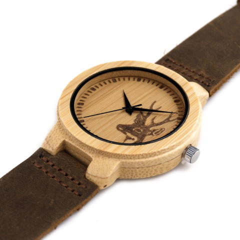 BOBO Bird wooden watch D14