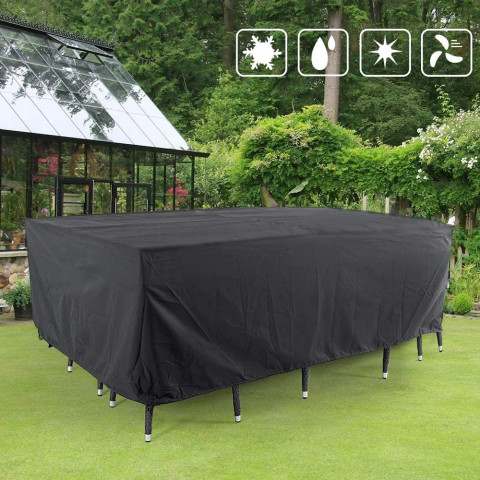 Waterproof Patio Garden Furniture Cover Rain and Snow Chair Cover