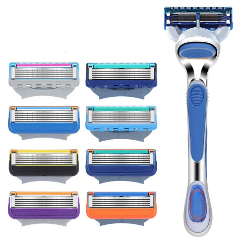5 Layer Razor blade Fusion series