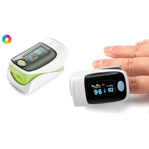 Oximeter Finger Pulse