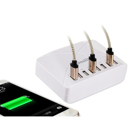 8 Ports USB Charger