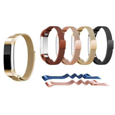 Luxury Magnetic Closure Watchband For Alta HR