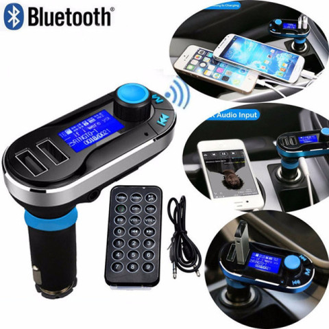 5-in-1 Bluetooth Car Kit