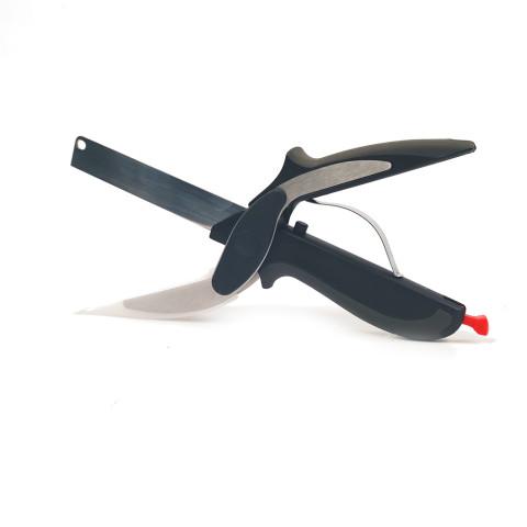 2-In-1 Smart Food Chopper and Cutter