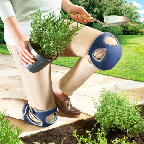 2pcs/Pack Garden Kneepads Knee Protection For Outdoor Worker