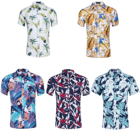 Hawaii Summer shirt for men