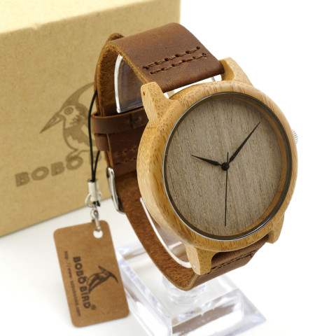 BOBO Bird wooden watch A19