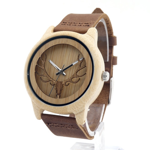 BOBO Bird wooden watch A27