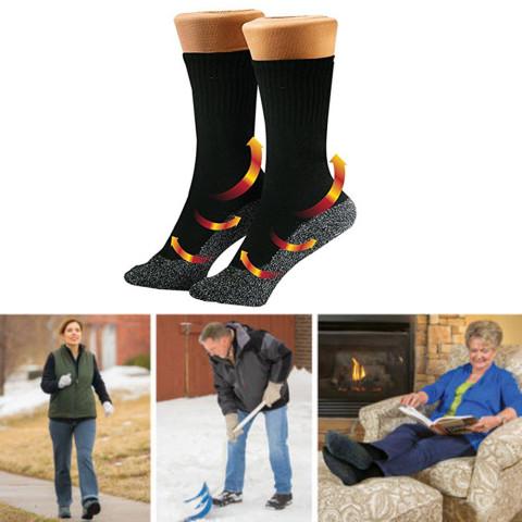 35 Degrees Aluminized Fibers Socks