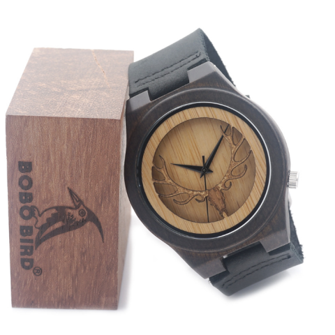 BOBO Bird wooden watch B18