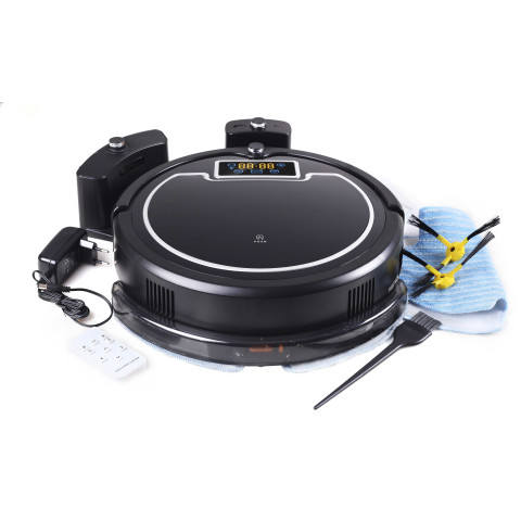 Multifunctional Robot Vacuum Cleaner with Water Tank