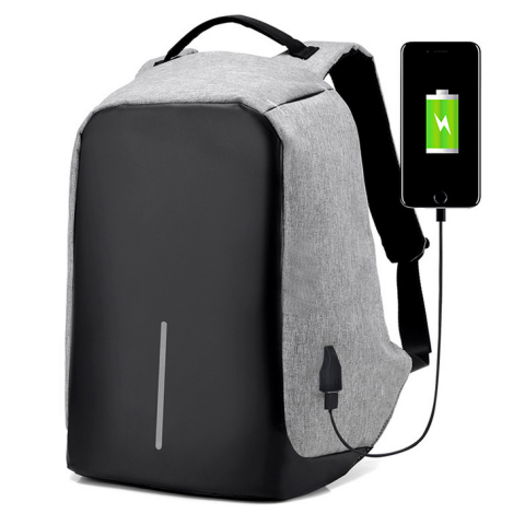 Multifunction USB charging 15inch Laptop Backpacks for Men