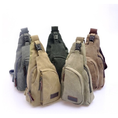 Canvas outdoor bag
