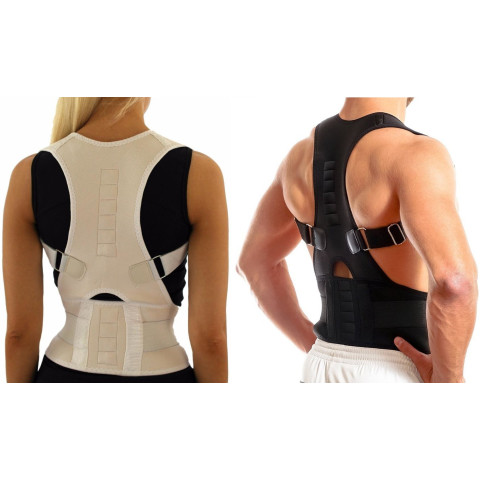 Adjustable Magnets Back Posture Corrector