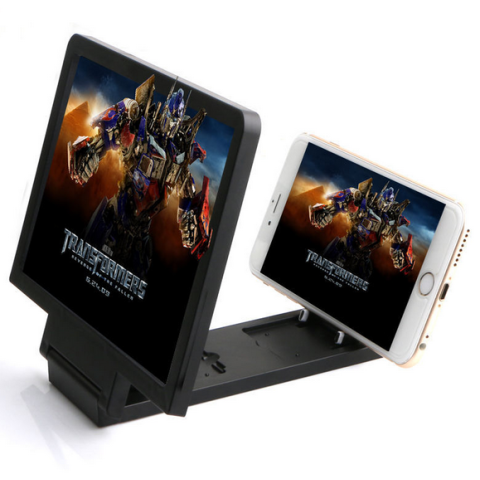 3D Enlarged Screen Cell Phone Stand