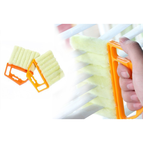 Blinds cleaning brush