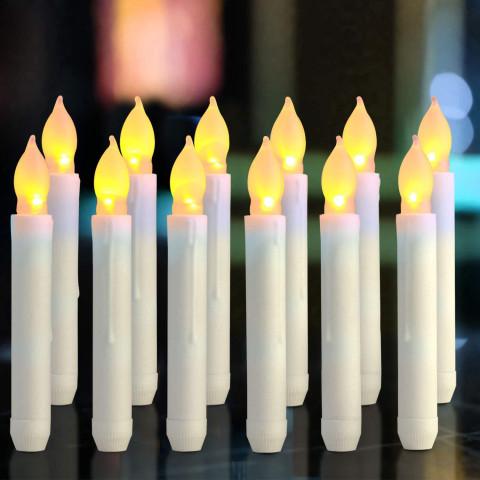 12pcs/Pack LED Candlestick