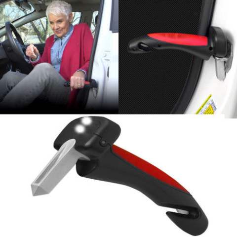 Multifunctional Car Cane Portable Handle