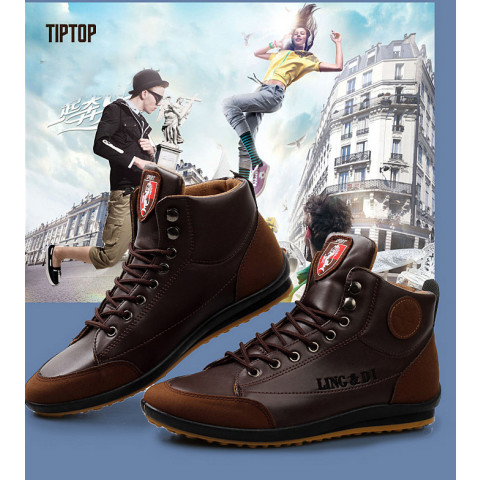 Men's Fashional   Casual warm Shoes- warm-shes-tt-r