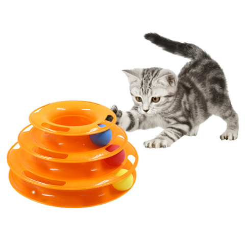 Funny Cat Pet Toy