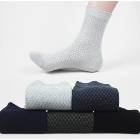 Men Bamboo Business Socks