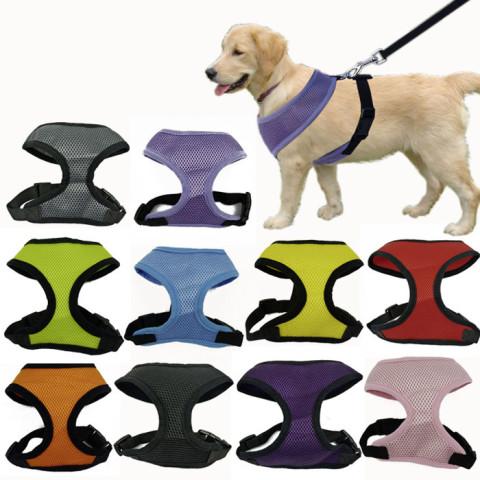 Pet chest straps