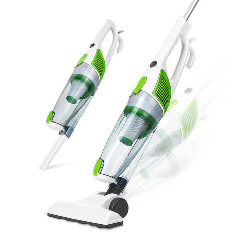 2in1 Vacuum Cleaner with HEPA filtration
