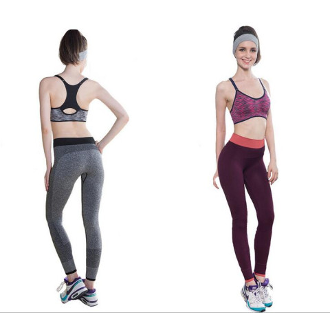 Women Sport Yoga Running Pants