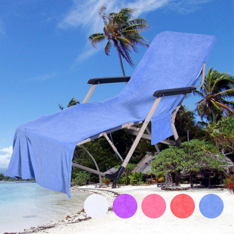Lounger Mate Beach Towel