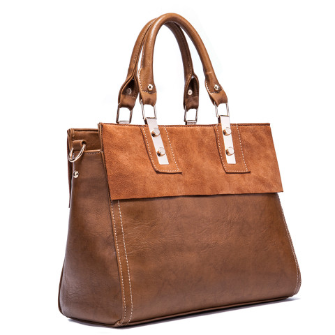 Casual Real Cowhide Leather Women Handbag