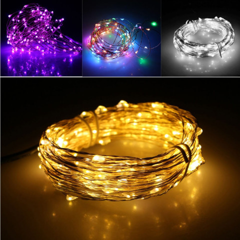 100 LED-Copper wire string lights