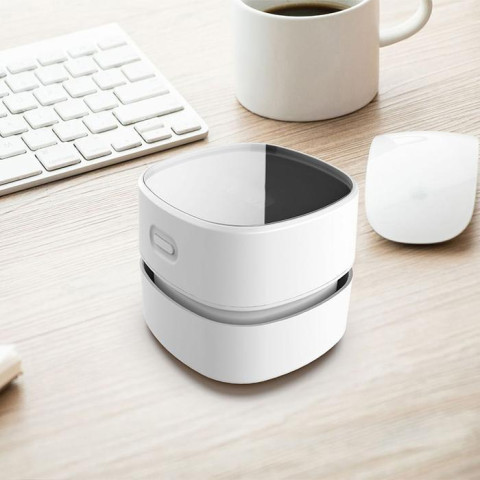 Creative Desktop Vacuum Cleaner
