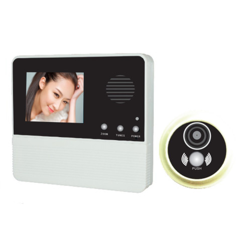 Digital Peephole Viewer Doorbell